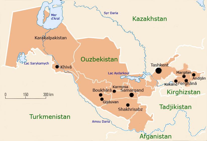 Ouzbekistan - Sur les traces des caravanes d'Orient
